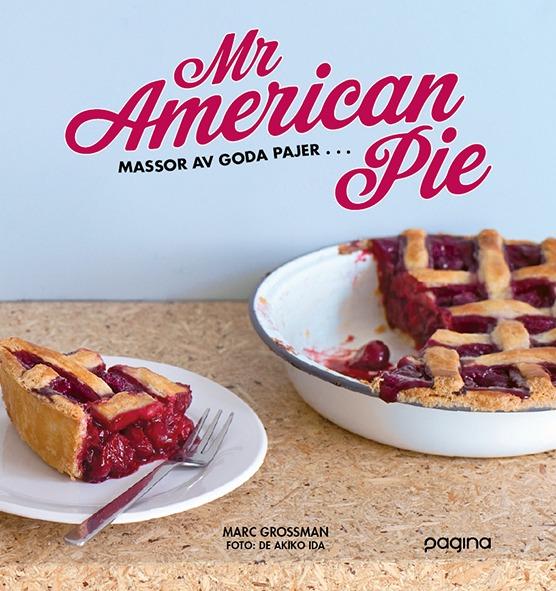 Mr American pie massor av goda pajer..