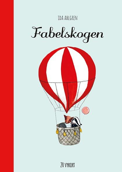 Fabelskogen20 vykort