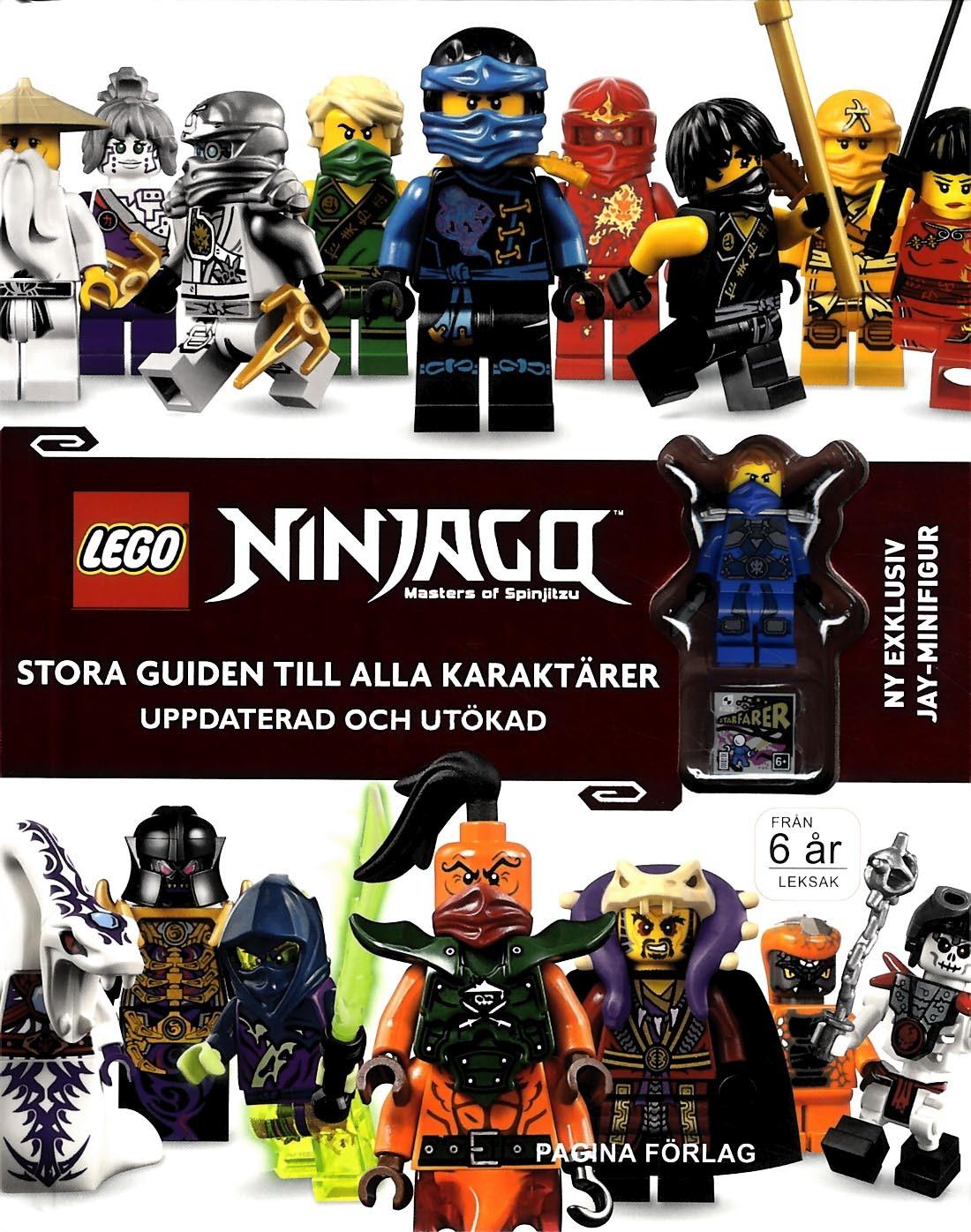 Ninjago stora guiden till alla....