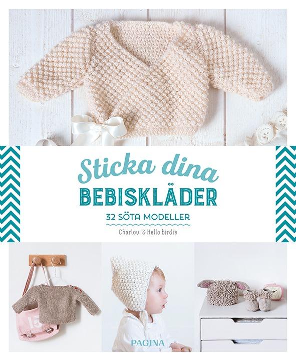Sticka dina barnkläder 32 söta modeller