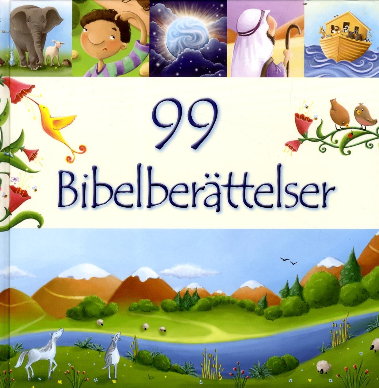 Image for 99 Bibelberättelser from Suomalainen.com