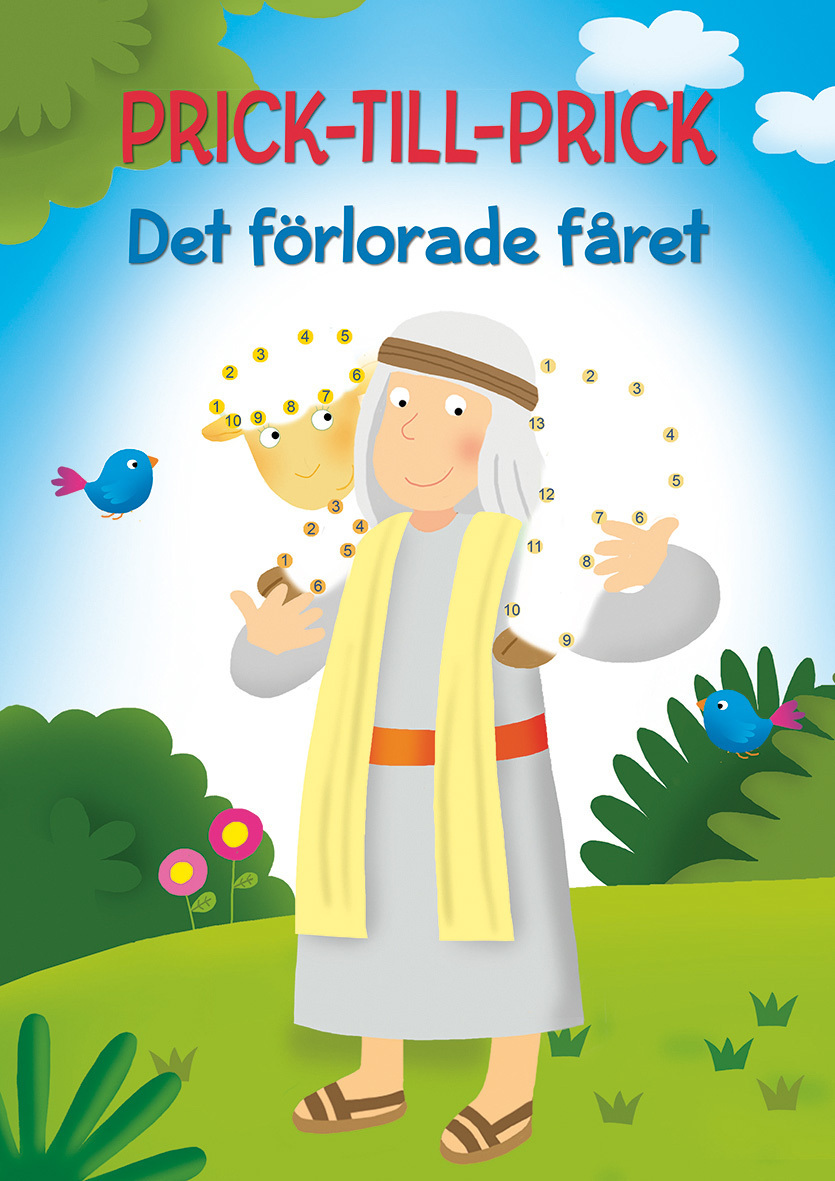 Image for Prick-till-prick. Det förlorade fåret from Suomalainen.com