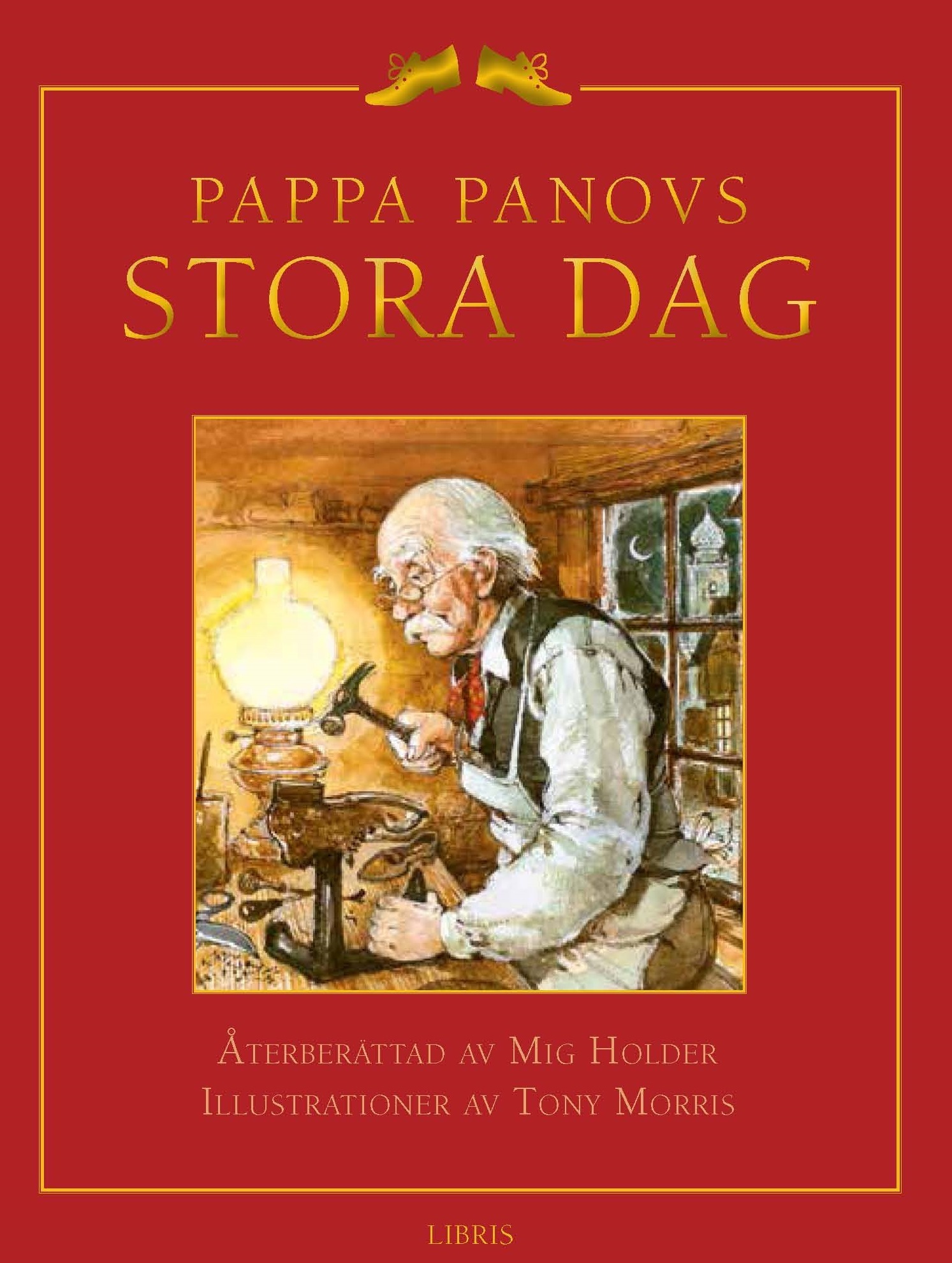 Image for Pappa Panovs stora dag from Suomalainen.com