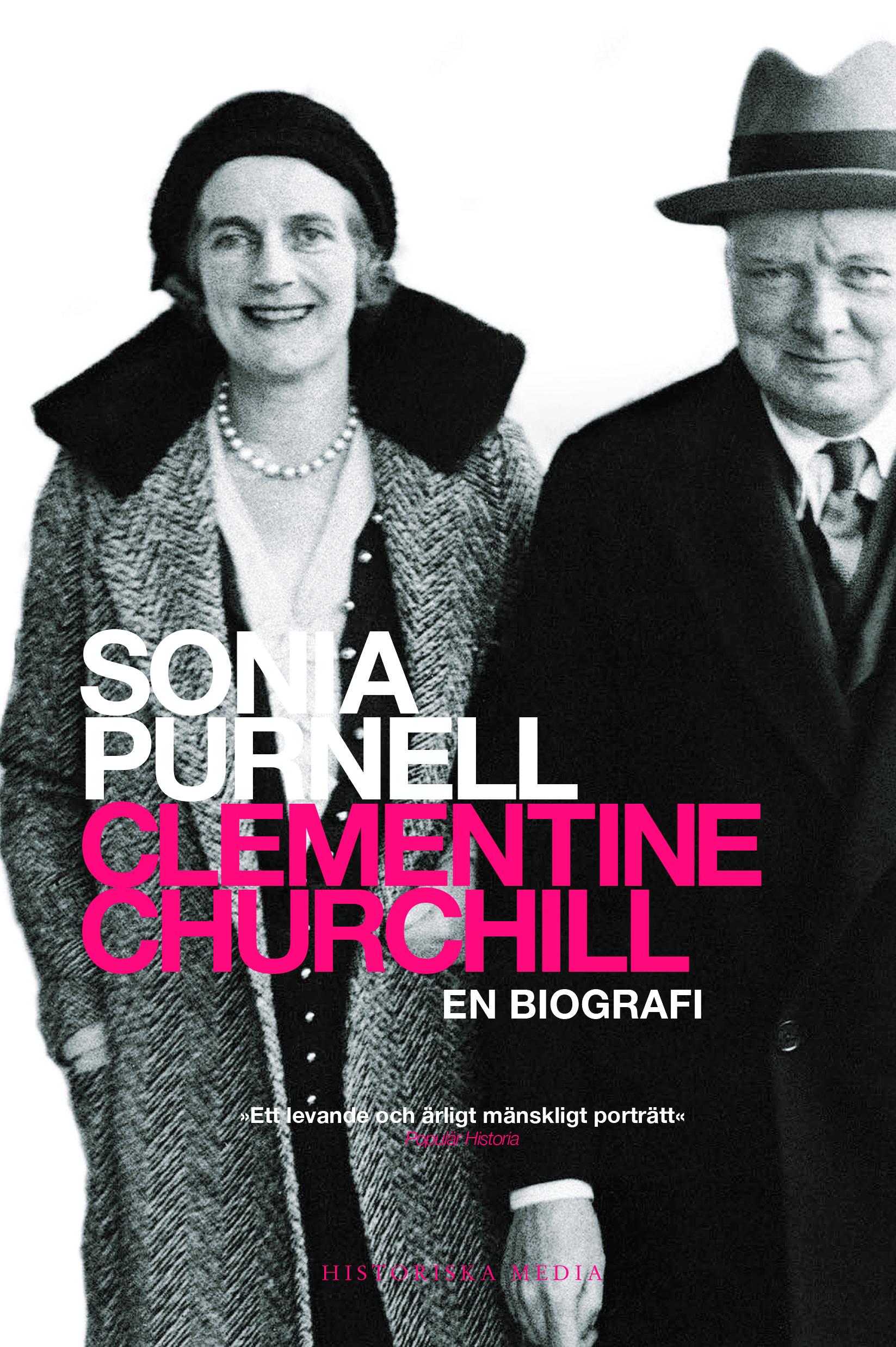 Clementine Churchill en biografi