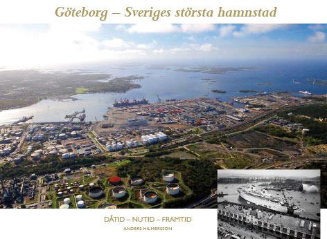 Göteborg Sveriges största hamnstad