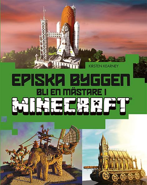 Episka byggen Bli en mästare på Mindcraft