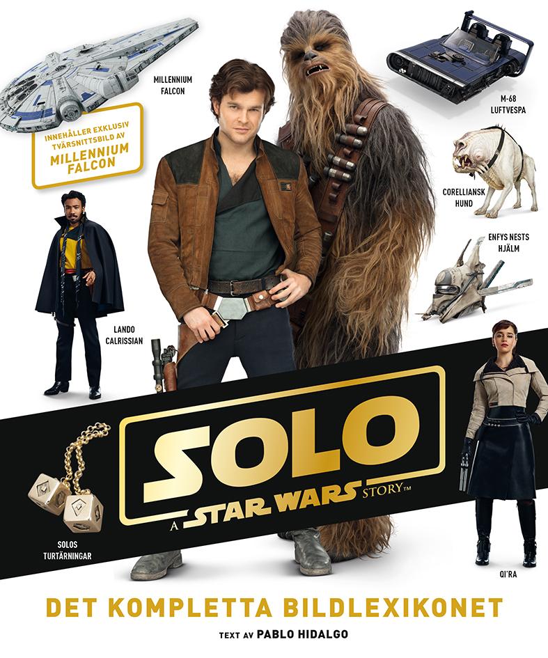 Star Wars Solo Bildlexikonet