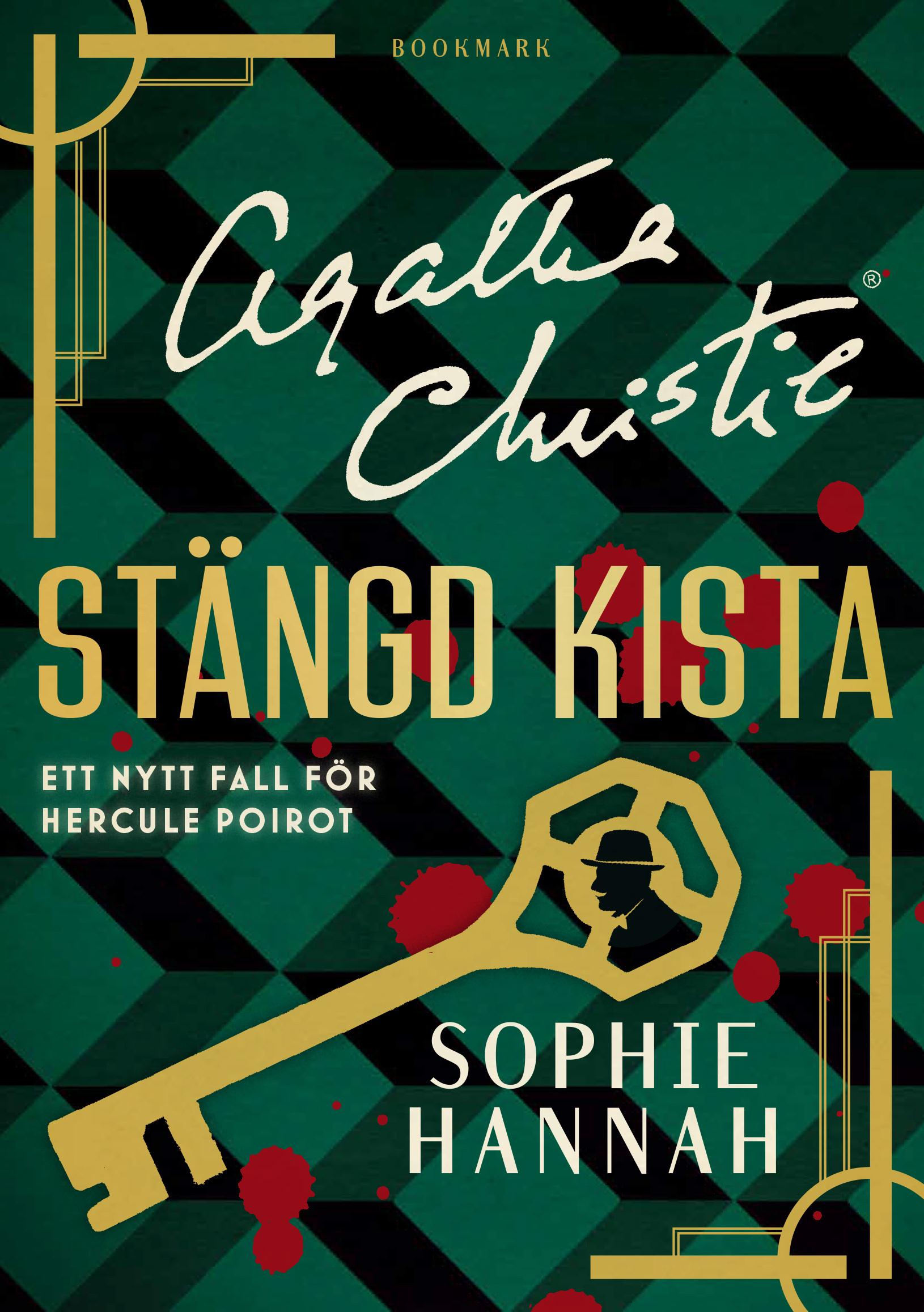 Agatha Christie Stängd kista